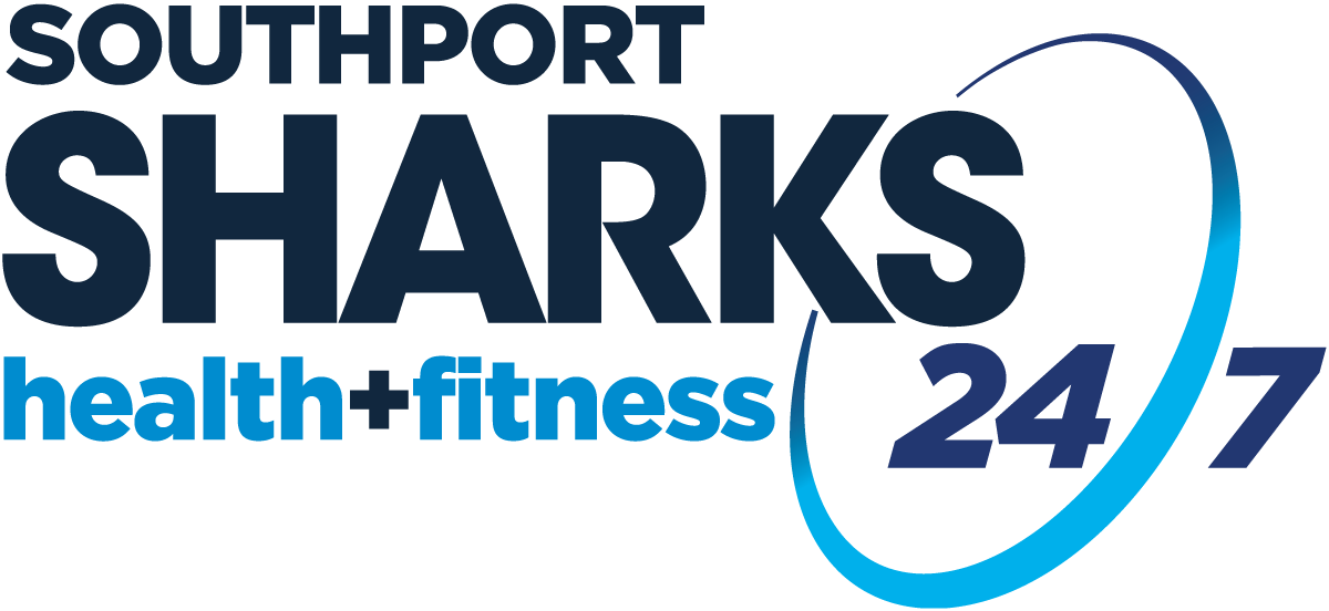 Southport Sharks Fitness Centre Logo