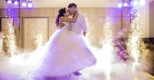 Win your Wedding Sharks Events Centre