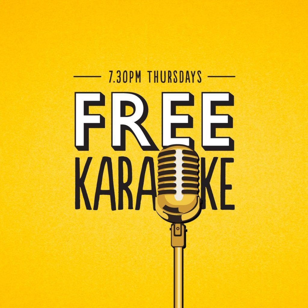 Karaoke at Mackenzie's