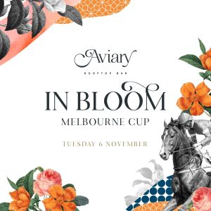 Melbourne Cup Aviary Rooftop Bar