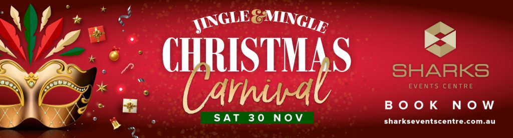 Christmas Carnival Sharks Events Centre 2019