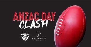 ANZAC Day Clash 2019