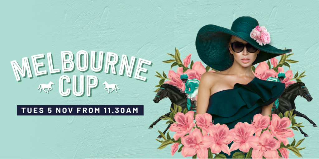 Melbourne Cup 2019 at Southport Sharks Frenzy's Food Court Gold Coast $55 Members | $59 Guests.