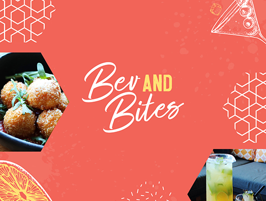 Bev and Bites at Cabana