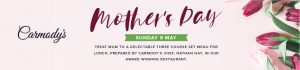 Mother's Day at Carmody's
