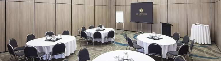 Sharks Events Centre Ashcroft Room