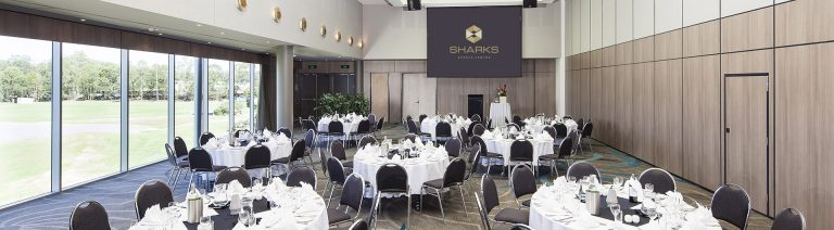 Sharks Events Centre Riewoldt Room