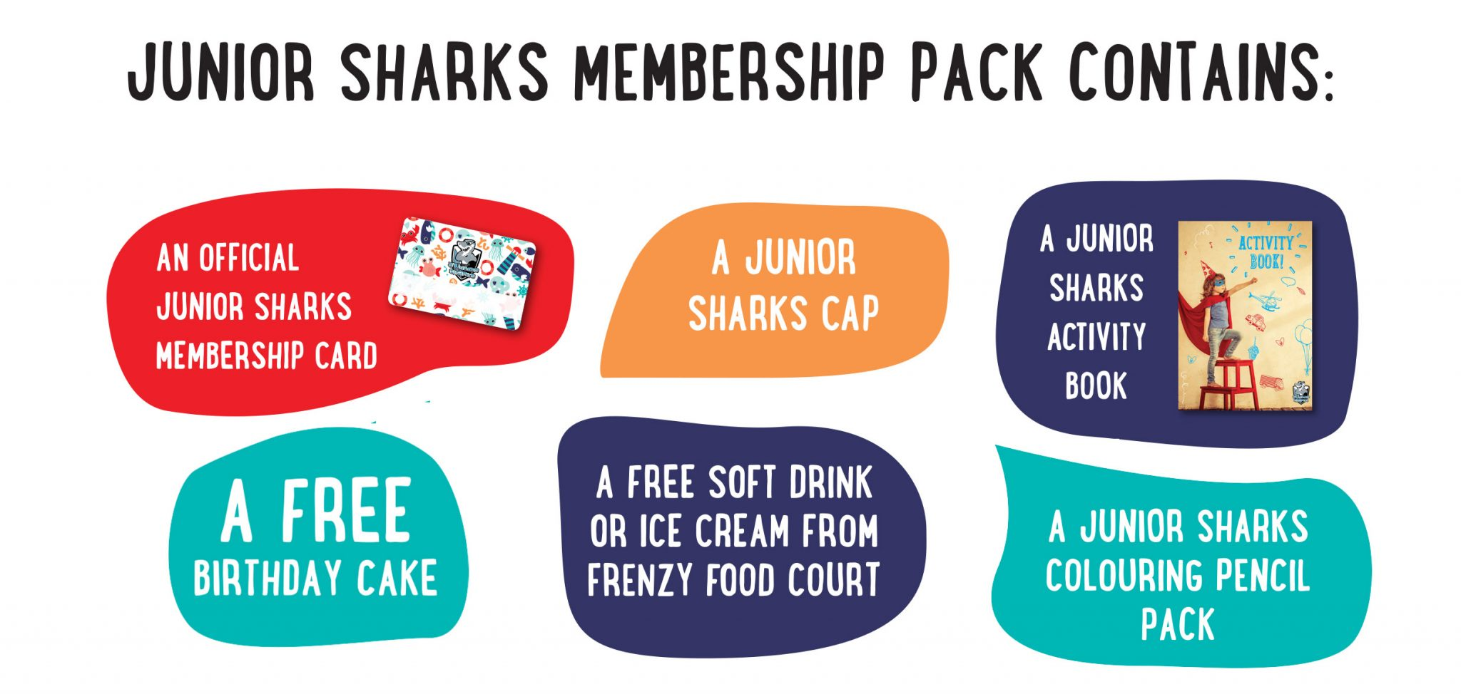 Junior Sharks Membership Southport Sharks