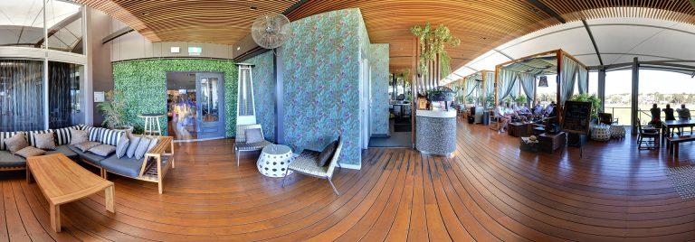 Cabana Bar & Lounge at Southport Sharks