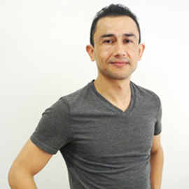 Group Fitness Instructor Profile - Cesar Zamora