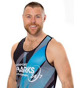 Southport Sharks Group Fitness Instructors - Adam Cox