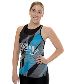 Southport Sharks Group Fitness Instructors - Alexandra O'Brien
