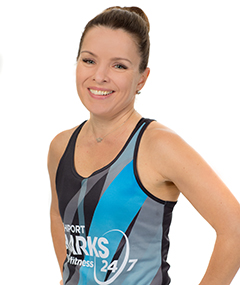 Southport Sharks Group Fitness Instructors - Angela Vergotis