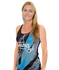 Southport Sharks Group Fitness Instructors - Danielle Williams