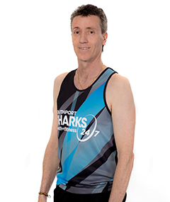 Southport Sharks Group Fitness Instructors - Darren Harris