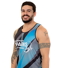 Southport Sharks Group Fitness Instructors - Kane Gaitau