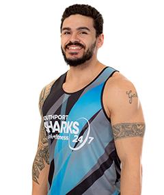 Southport Sharks Group Fitness Instructors - Kane Gaitau