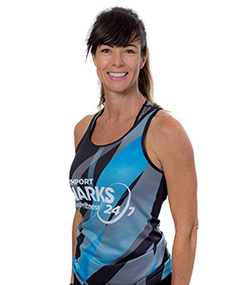 Southport Sharks Group Fitness Instructors - Karen Rutty