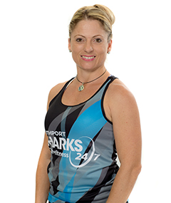 Southport Sharks Group Fitness Instructors - Kelly Ransome