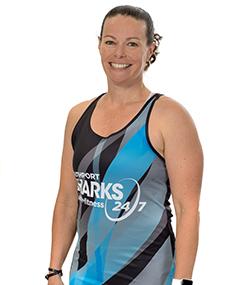 Southport Sharks Group Fitness Instructors - Libby Howard