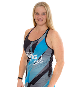 Southport Sharks Group Fitness Instructors - Nicole Burton