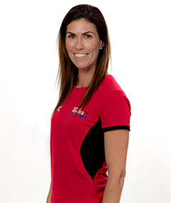 Southport Sharks Health and Fitness Personal Trainer Cheki Fischer