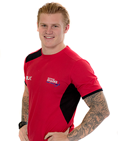 Southport Sharks Health and Fitness Personal Trainer Mitchell Johnson