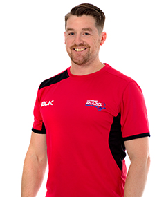 Southport Sharks Health and Fitness Personal Trainer Nick