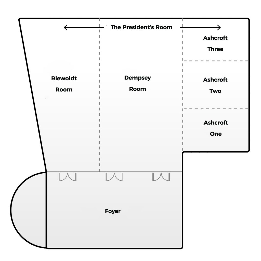 Sharks Events Centre Floor Plan