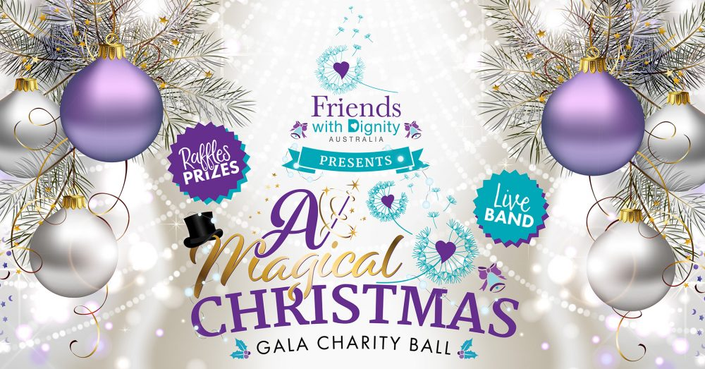 Friends with Dignity Magical Christmas Charity Gala