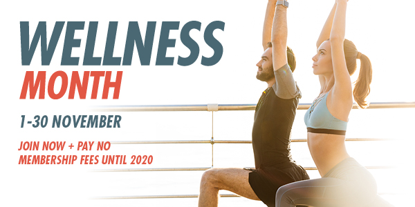 Southport Sharks Health and fitness _Wellness_Month sale
