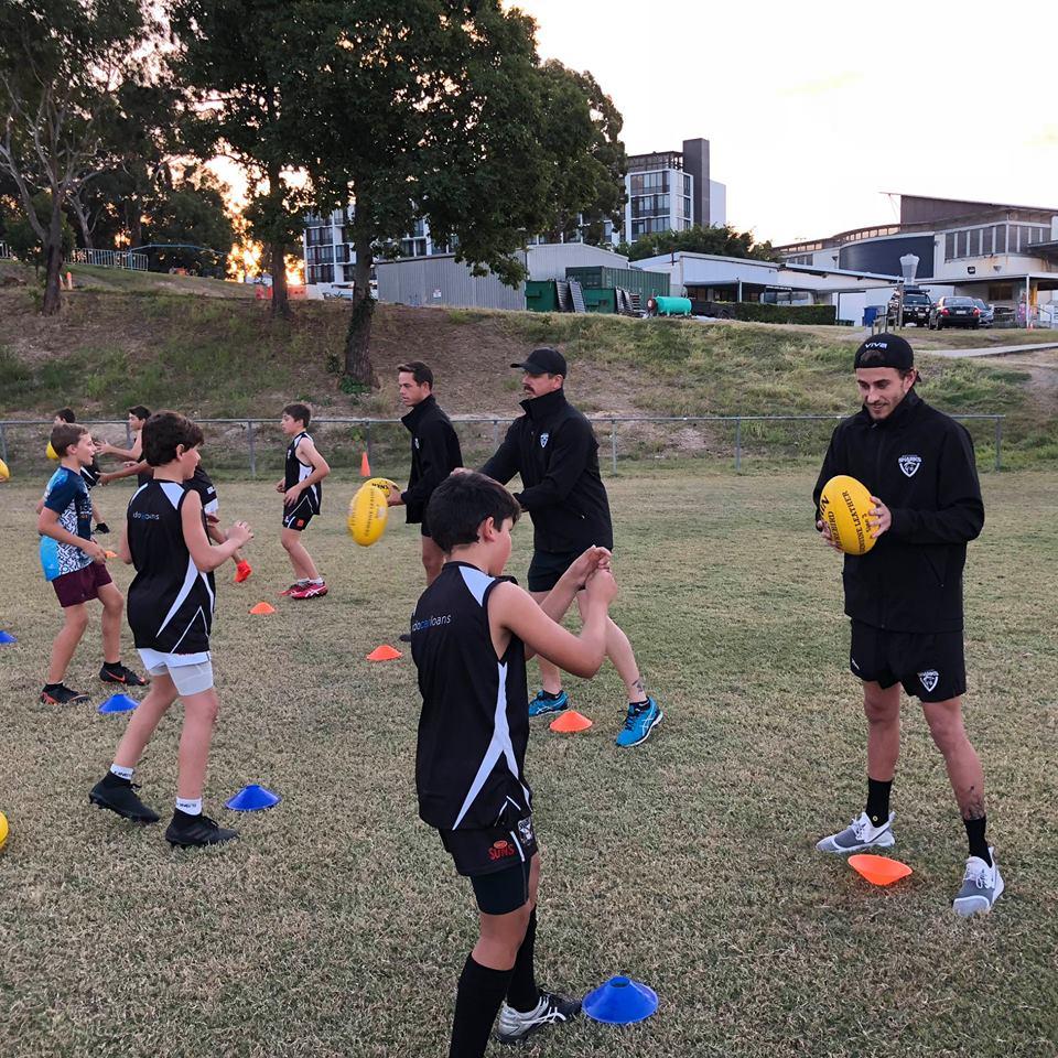 Junior Sharks AFL