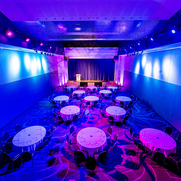 Sharks Events Centre events spaces