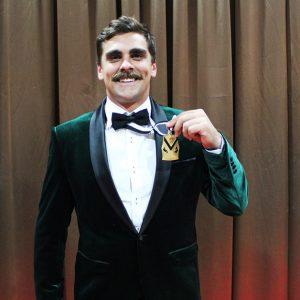 Doc Mackenzie Medallist (B&F) – Andrew Boston