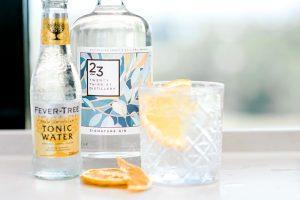 Roftop Bar and FINS Cellar Gin