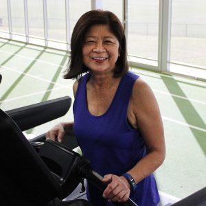 Bee L Tan Seniors Week Fitness Centre