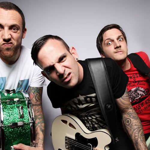 Blink 182 Greenday Experience
