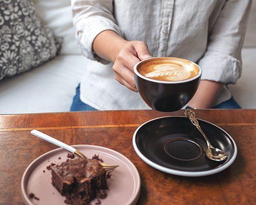 Coffee and Slice
