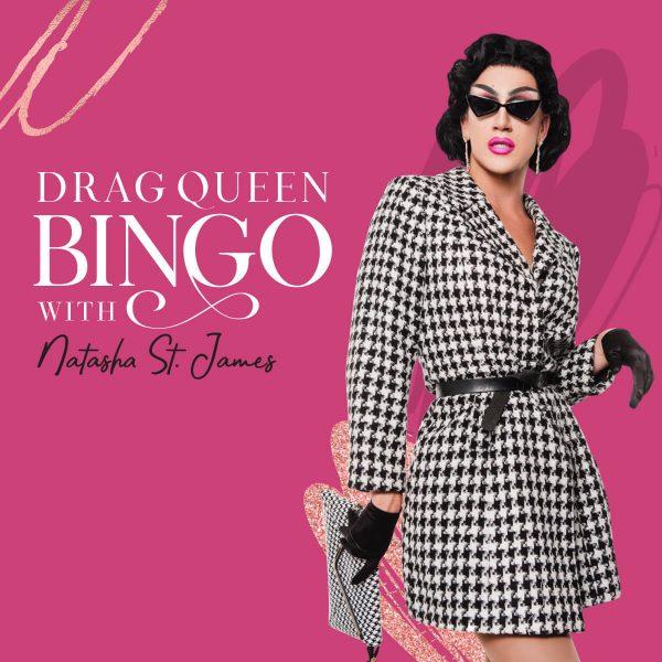 Drag Queen Bingo Aviary Rooftop Bar