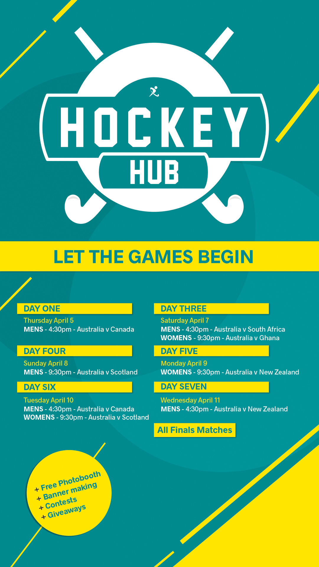 Southport Sharks is the Official Hockey Hub for Hockey Australia