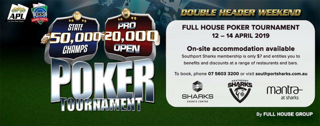 Full House Poker April 19