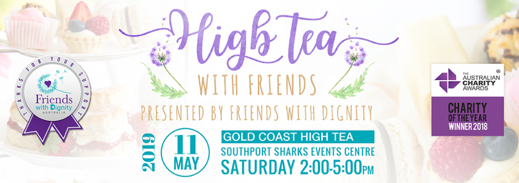 Friends with Dignity High Tea