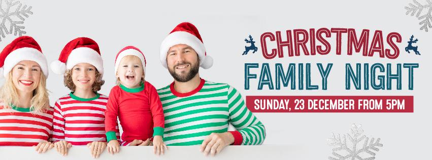 Christmas Family Night 2018