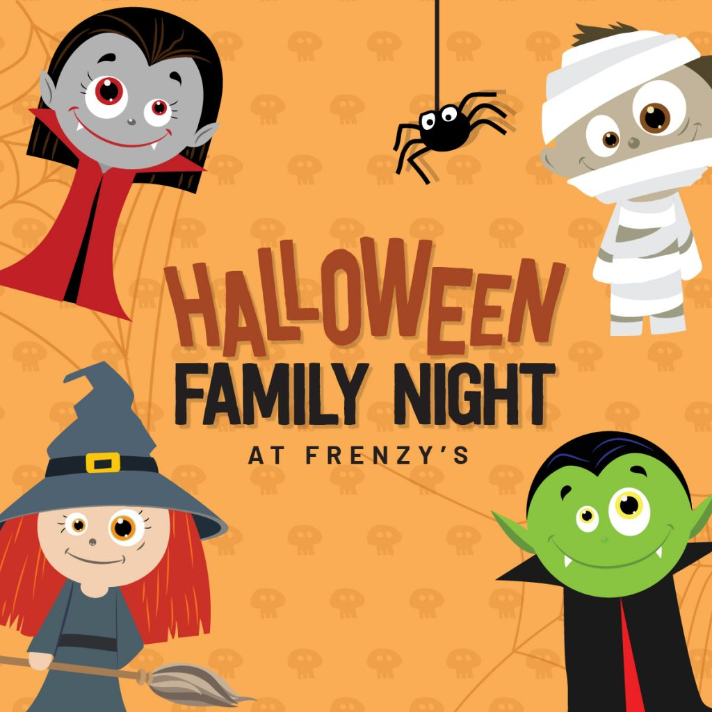 Halloween Family Night