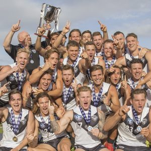 Southport Sharks NEAFLE Grand Final and Leading Teams