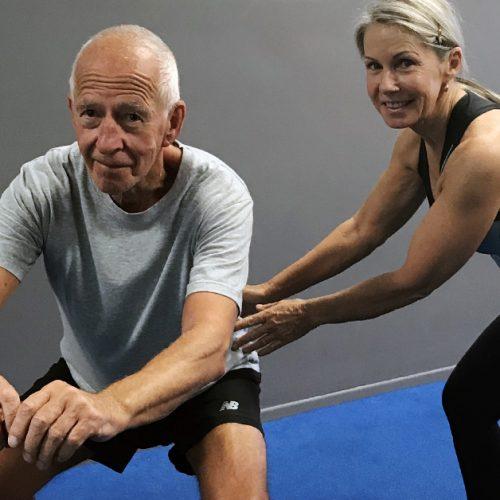 Gordon McArthur Seniors Week Fitness Centre