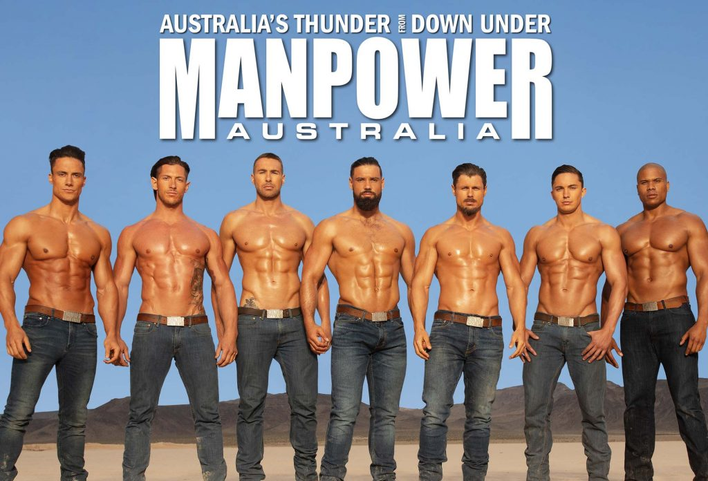 Manpower Australia at Sharks