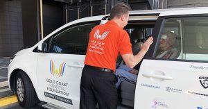 GCHF Cancer Transport Service
