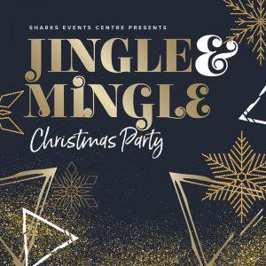 Jingle and mingle Sharks Events Centre