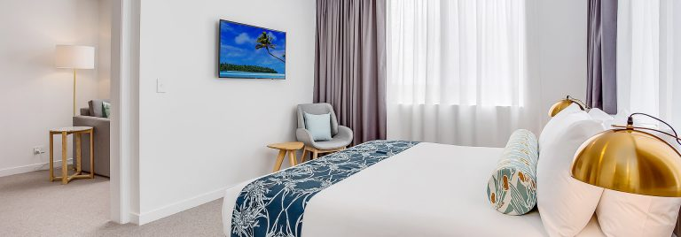 Mantra at Sharks Hotel Southport Sharks Room 409 Accessible Suite Room 409